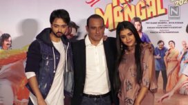 The Star Cast of Sab Kushal Mangal Come Together at the Trailer Launch
