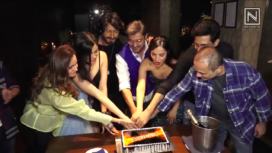 The Team of Commando 3 Come Together to Celebrate the Film's Success