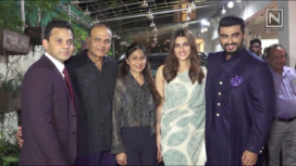 Several Celebs Attend the Special Screening of Panipat