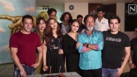 Bollywood Celebrities Mark their Presence at Saiee Manjrekar's Birthday Bash