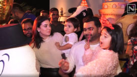 Urvashi Sharma Hosts a Birthday Bash for her Son with a Host of Celebs and their Kids