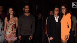 Bollywood Celebrities Mark their Presence at Ali Abbas Zafar's Birthday Bash