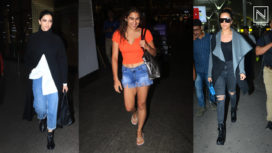 Your Favourite Bollywood Celebrities Jet Setting in Stylish Looks