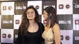 TV Celebs Attend the Special Screening of Code M