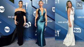 Stars Make Fashion Statements at Screen Actors Guild Awards 2020