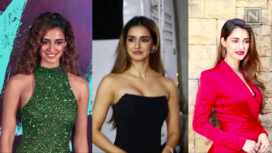 Disha Patani's Top 5 Fashionable Looks from Malang promotions