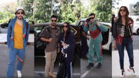 Bollywood Celebrities Jet Set in Absolute Style to Jaisalmer for Godrej Event