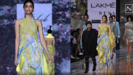 Gorgeous Showstoppers Who Ruled the Runway on Day 1 of the Lakme Fashion Week SR 20