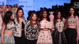 Mithali Raj Struts Through the Runway for Payal Singhal at LFW SR 20