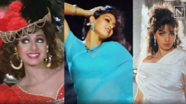 Remembering Sridevi with her Iconic Looks from Movies