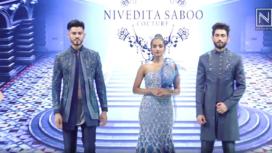 Guru Randhawa Turns Muse to Nivedita Saboo at Dadasaheb Falke International Film Festival