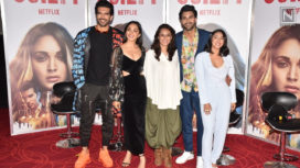 Kiara Advani and Akansha Ranjan Kapoor Among Others Launch Guilty's Trailer