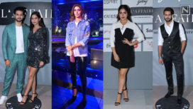 Bhumi Pednekar Among Other Celebs Attend the Fourth Season of Godrej L'affaire