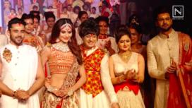 Urvashi Rautela and Rashami Desai Turn Showstoppers for Rohit Verma at BTFW 2020