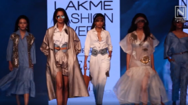Label Rara Avis Showcases its Collection at Lakme Fashion Week SR 20