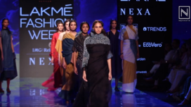 Label Medium Showcases its Collection at Lakme Fashion Week SR 20