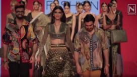 Diana Penty Turns Muse to Shivan & Narresh at Lakme Fashion Week SR 20