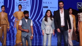 Ridhi Mehra Presents her Collection at Lakme Fashion Week SR20
