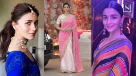 Five Times Alia Bhatt Completely Swooned Us with her Gorgeous Sari Looks