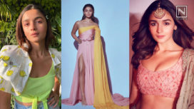 Top Five Looks of Alia Bhatt That Served Us With Major Style Goals