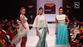 Budding IIFT Designers Present their Collection On Day 1 of BFW SO 20
