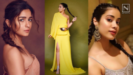 Bollywood Beauties Sporting the Trending Braided Hairstyles