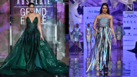 Designers and their Showstoppers - Kareena Kapoor Khan and Shraddha Kapoor