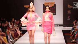 Designers from IIFT Showcase their Creation on Day 4 of Bangalore Fashion Week SO 20