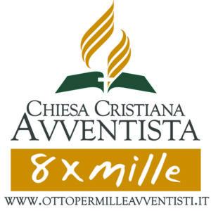 Logo 8xmille avventista