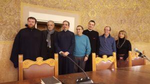 Amicizia ebraico cristiana Parma 2016