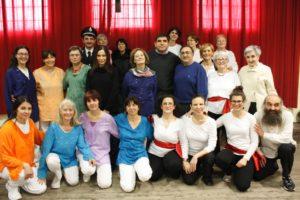 Prma-danza ebraica in carcere