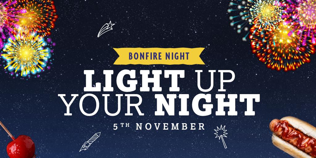 Bonfire Night essentials at a Nisa near you