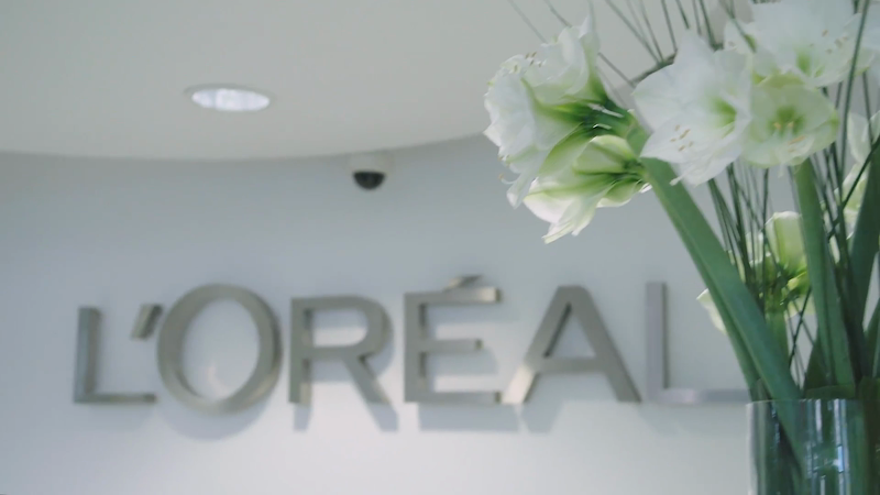 L'Oreal VR Recruitment Experience