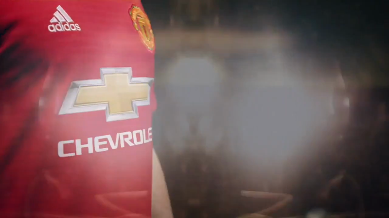 Adidas / Manchester United - 2018/19 Kit Launch Films