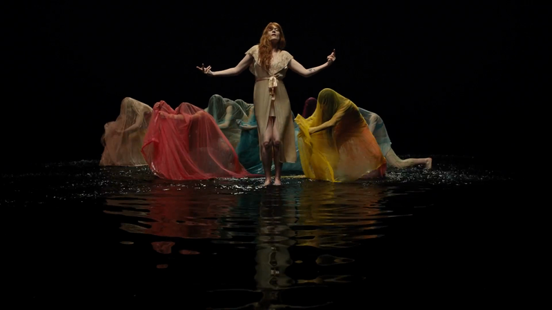 "Florence + The Machine ""Big God"""