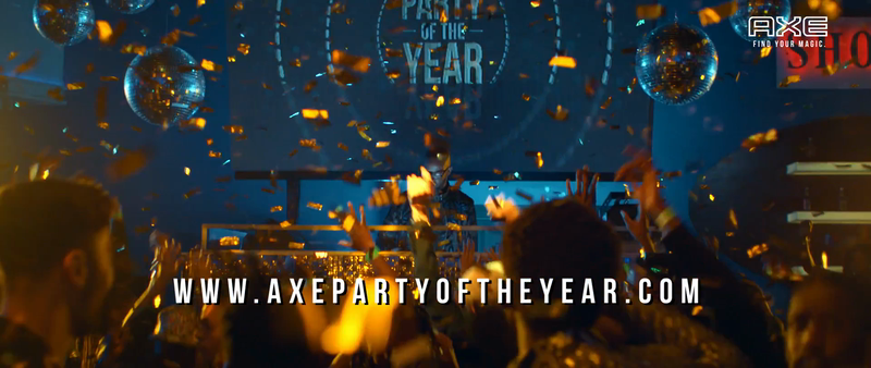 Axe - Party of the Year
