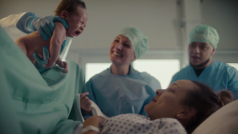 Pampers 'Push It'