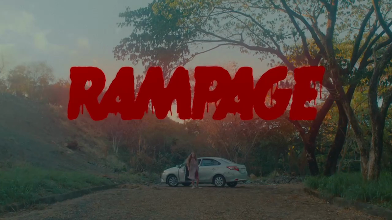 Gravedgr 'Rampage' Directed by Paco Raterta