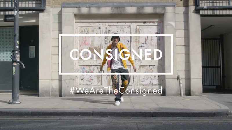 #WeAreTheConsigned - Elias