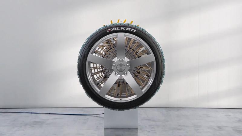 Falken Tyres: Unexpected Turn