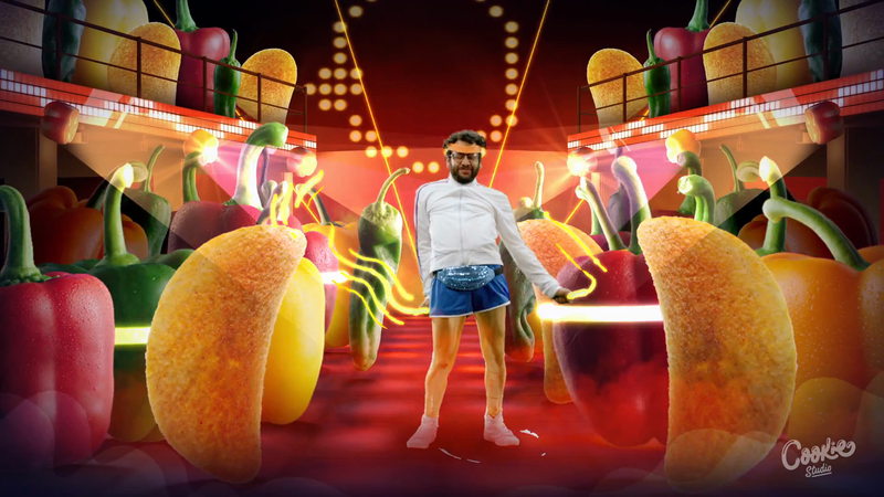 Pringles - Paprika