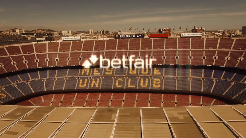 Betfair Sweden 'Best Odds on La Liga'