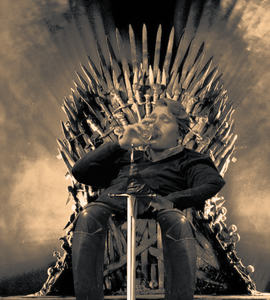 Monark throne