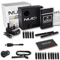 NUCIG ADVANCED PRO 4 electric cigarette ecig