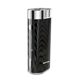 A Carbon Fibre Snyper mod mvp battery ecigarette istick eleaf