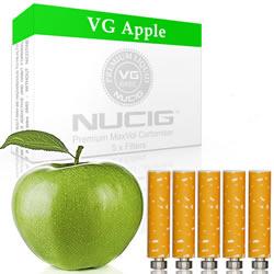 Apple Nicotine Max Volume Cartomiser Pack