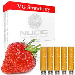 Strawberry Nicotine Max Volume Cartomiser Pack