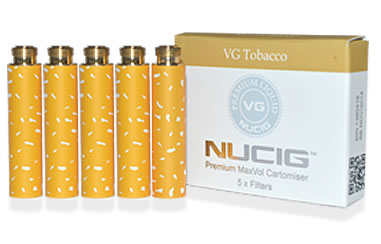 Do e cigarettes contain nicotine