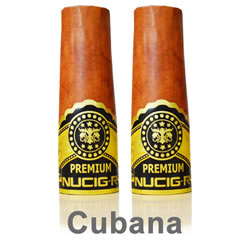 A Electric rechargeable cigar filter pack -CUBAN