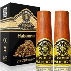 A Electronic rechargeable cigar filter pack - ORIGINAL HABANA